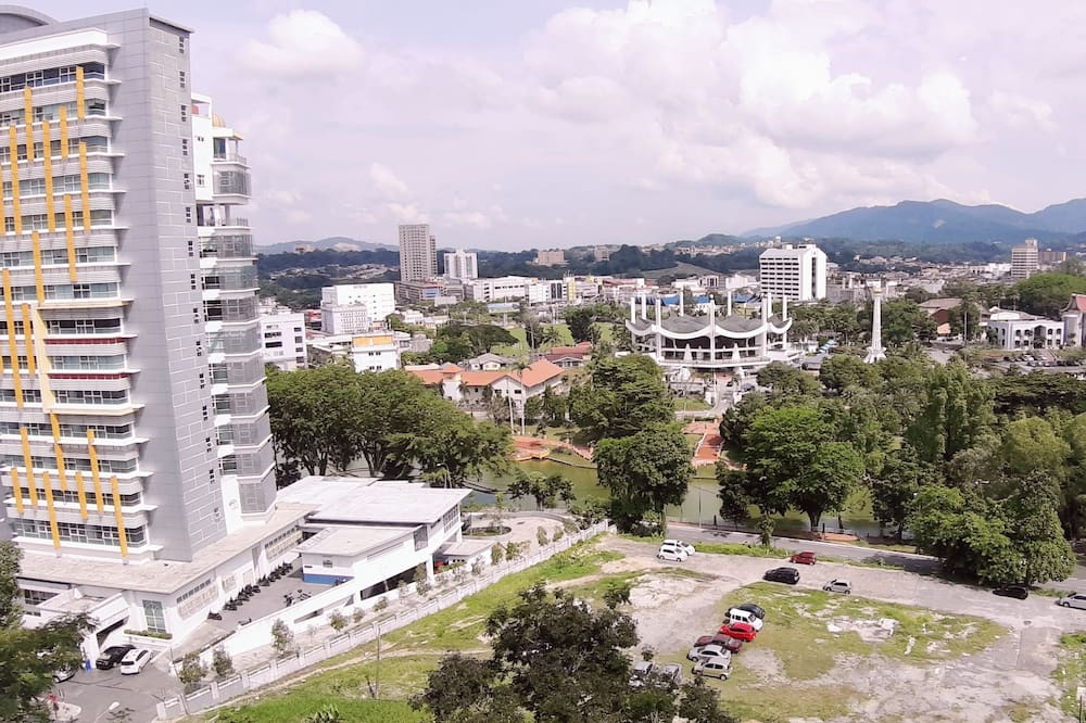 Executive-sviitti - Kaupunkinäkymä