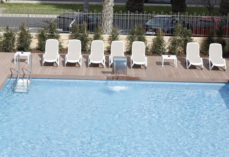 Hotel Castilla Alicante, Alicante, Päevitusala