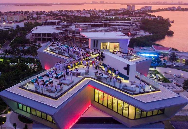 Park Royal Beach Cancun - All Inclusive, קנקון, מראה מהאוויר