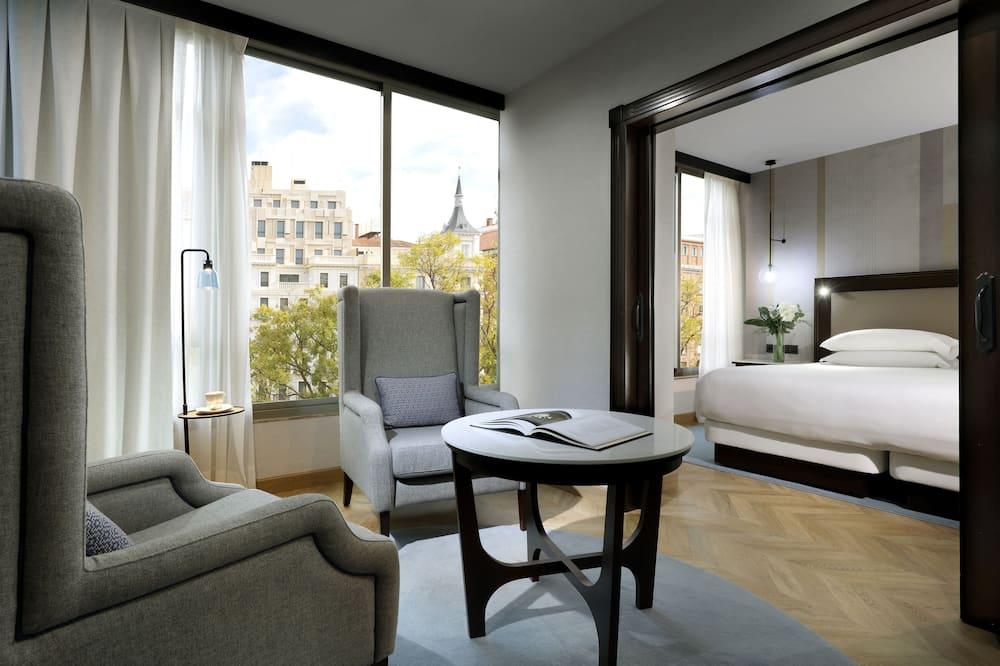 Regency, Executive Suite - Guest Room View
