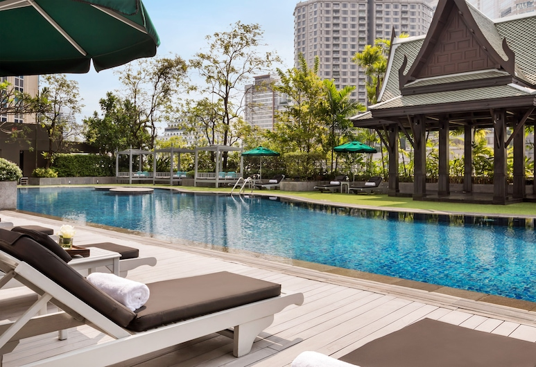 The Athenee Hotel, a Luxury Collection Hotel, Bangkok, Bangkok, Pool