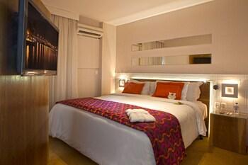 A(z) Quality Suites Alphaville hotel fényképe itt: Barueri