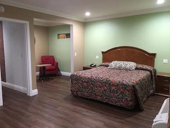 Inglewood bölgesindeki American Inn & Suites LAX resmi