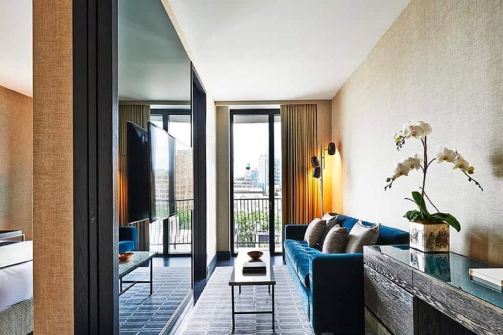 Habitación, 1 cama King size - Sala de estar