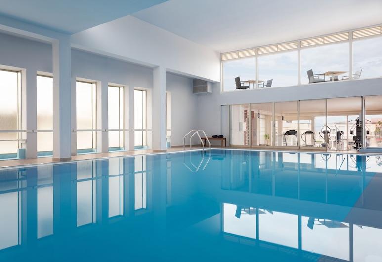Sina Astor, Viareggio, Krytý bazén