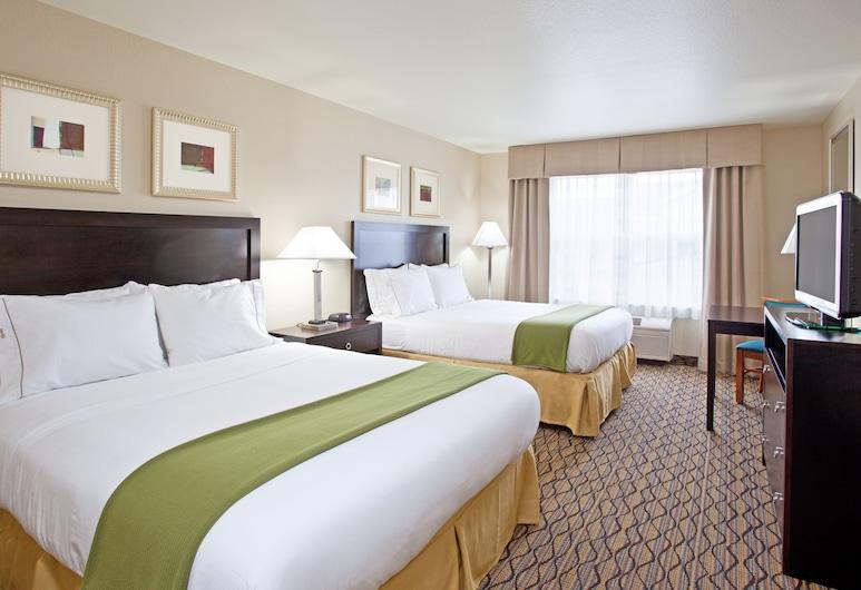 Holiday Inn Express & Suites Columbus East Reynoldsburg, Reynoldsburg, Pokój, 2 łóżka queen, dla niepalących, Pokój