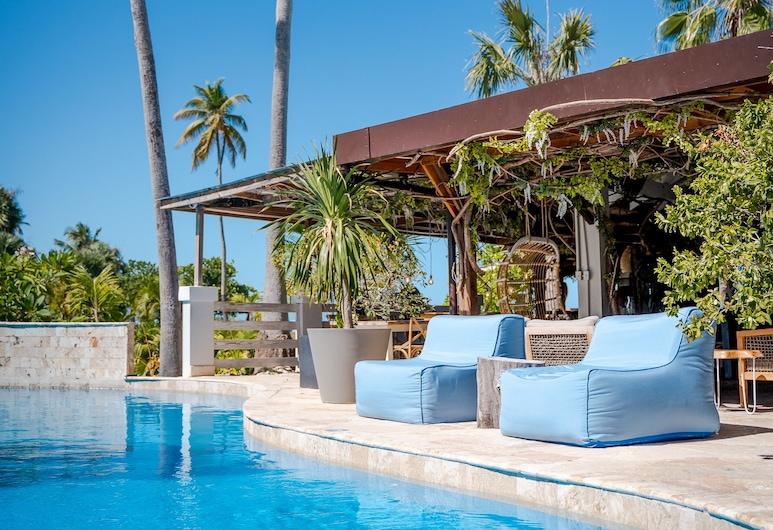 蒙大拿海灘度假別墅, 阿瓜迪亞, 室外游泳池