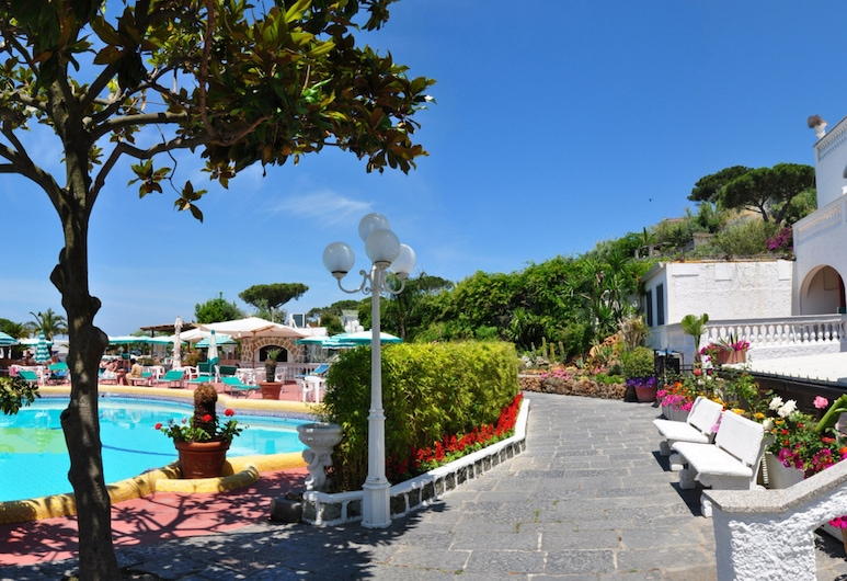 Hotel Galidon Thermal & Wellness Park, Forio, Property Grounds