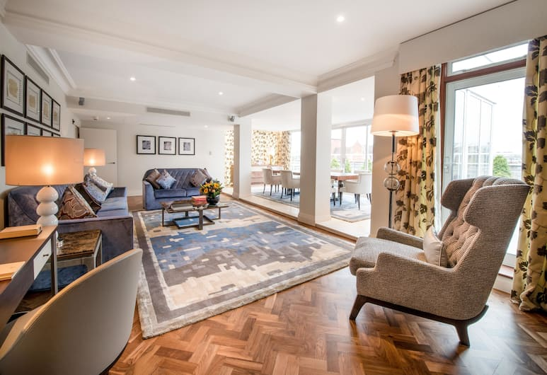 The Westbury Mayfair, a Luxury Collection Hotel, London, London, Suite, 1 Bedroom, Living Area