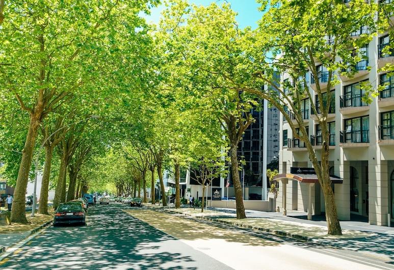 Parkside Hotel & Apartments Auckland, Auckland, Ytra byrði