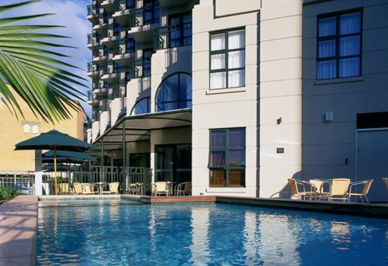 Parkside Hotel & Apartments Auckland, Auckland, Piscina