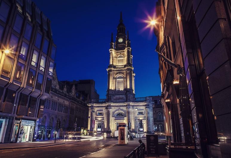 カールトン ジョージ ホテル, Glasgow, ホテルのフロント - 夕方 / 夜間