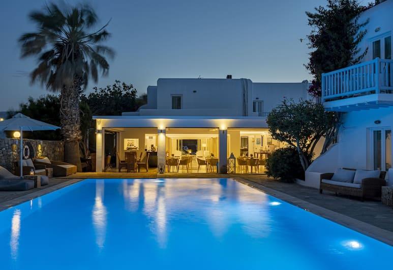 Ξενοδοχείο Dionysos, , Εξωτερική πισίνα