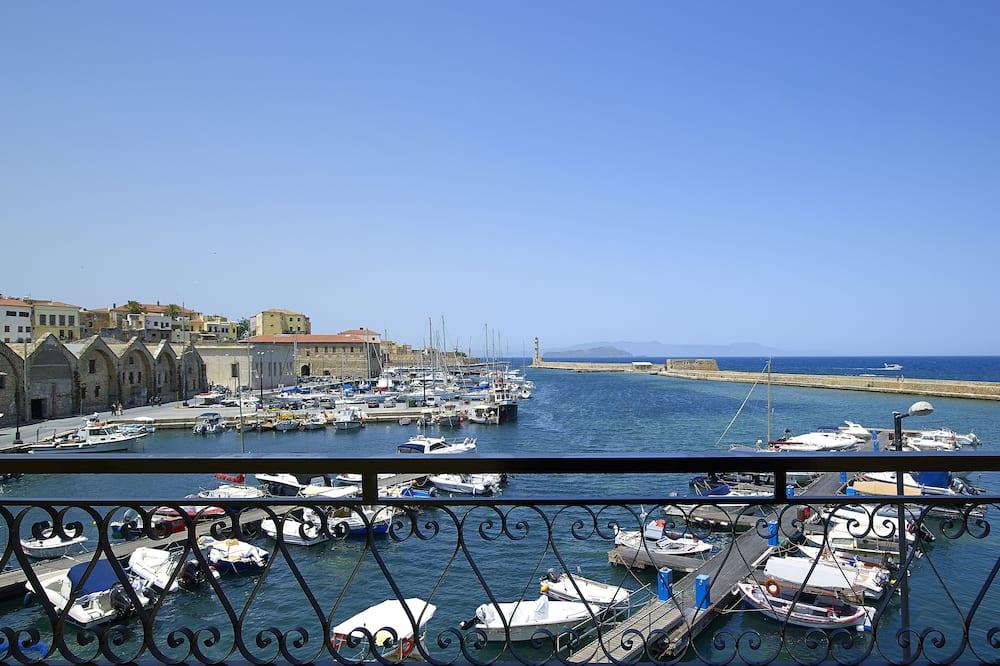 Номер-люкс категорії «Джуніор», з видом на море - З видом на пляж/океан
