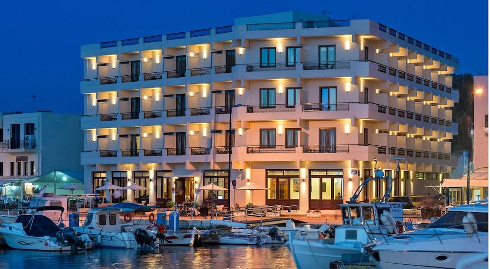 Porto Veneziano Hotel, Chania