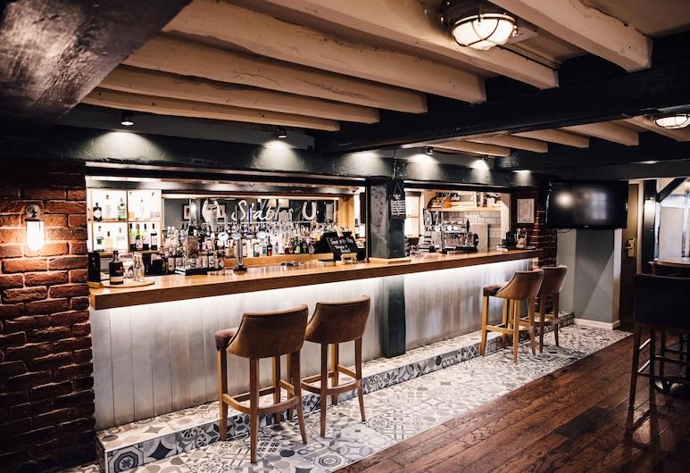 Manor House Hotel Alsager, Stoke-on-Trent, Bar do Hotel