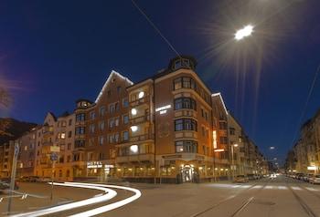 Obrázek hotelu Hotel Leipziger Hof ve městě Innsbruck
