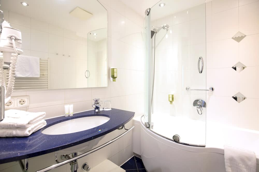 Classic Zweibettzimmer - Badezimmer
