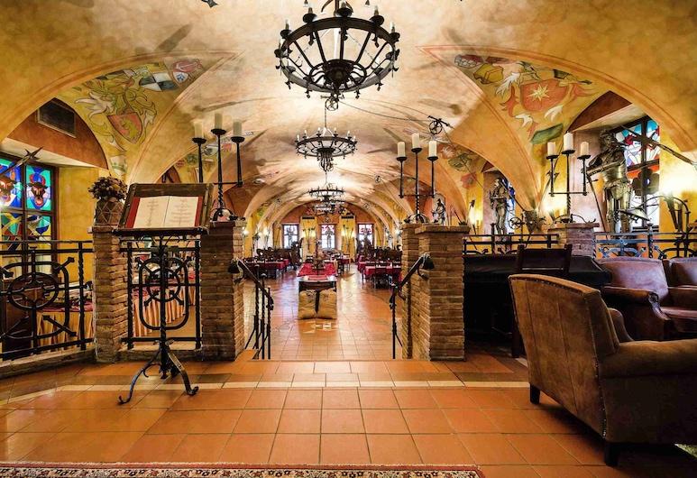 Hotel Kampa, Prague, Lobby