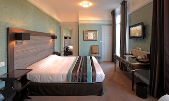 ภาพ Le Grand Hotel Tours ใน ตูร์