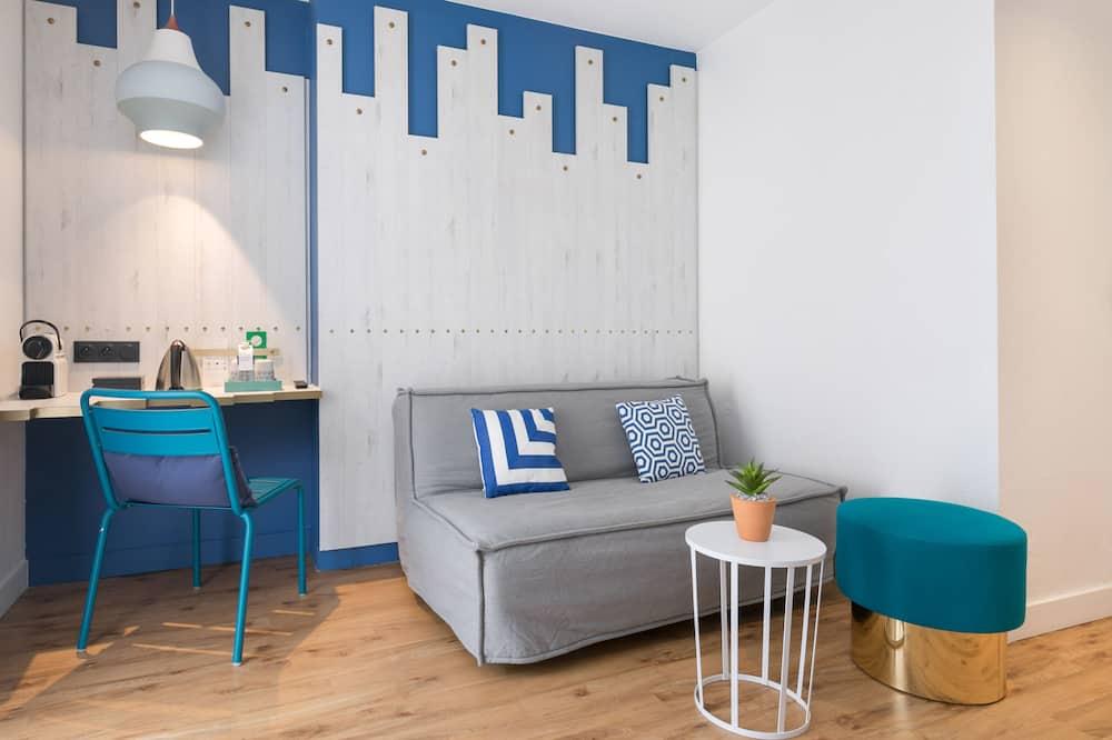 Cabaña junior (suite) - Sala de estar