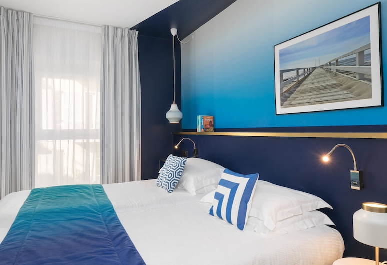 The Deck Hotel by HappyCulture, Nice, Premium Double or Twin Room, Guest Room