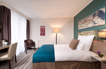 Billede af Leonardo Hotel Munich City Olympiapark i München