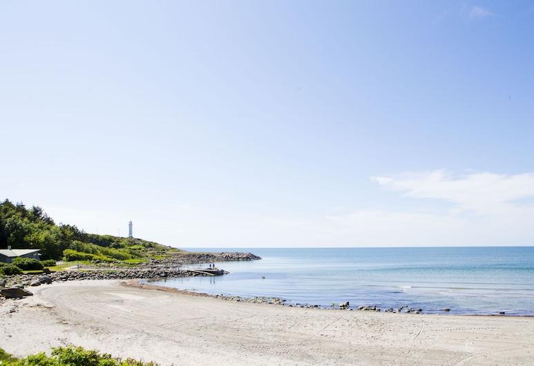 Comwell Køge Strand, Koge, Playa