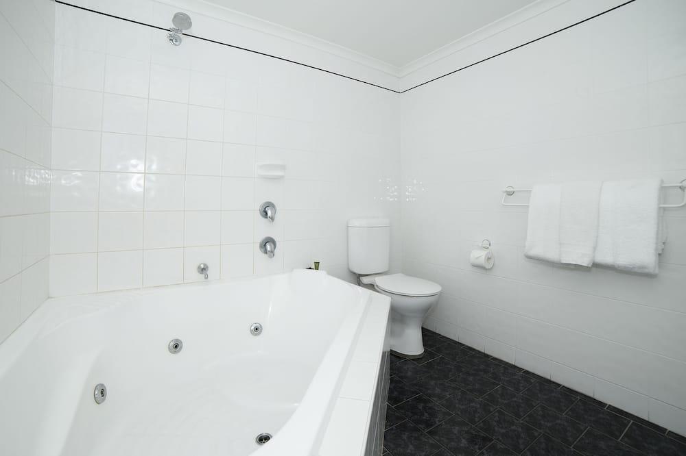 Banheira de hidromassagem privada
