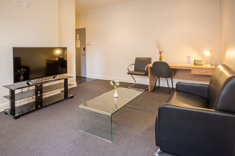客房, 1 張特大雙人床 - 客廳
