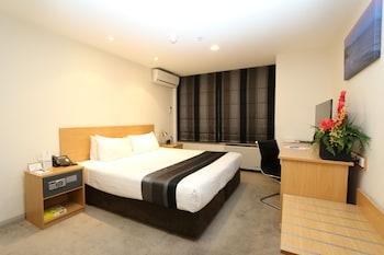 Bilde av President Hotel i Auckland