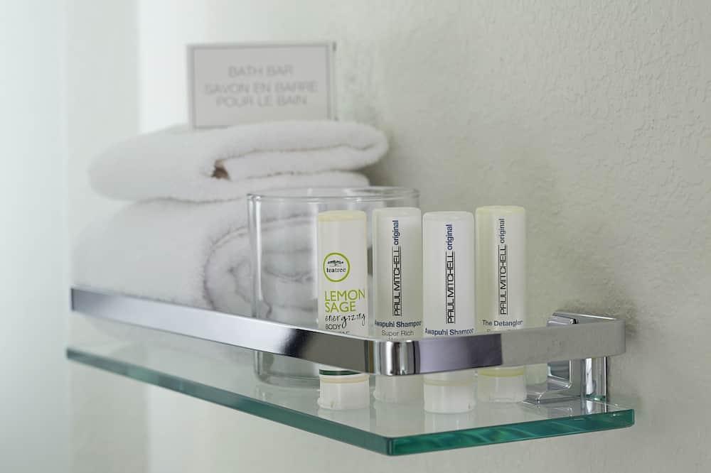 Studio, 1 Queen-Bett, Nichtraucher - Badezimmerausstattung