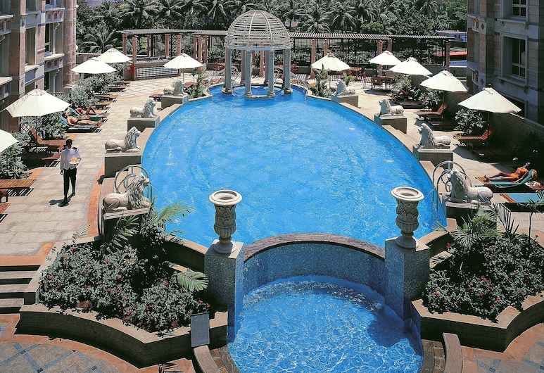 ITC Maratha Mumbai, a Luxury Collection Hotel, Mumbai, Bombay, Spor Salonu
