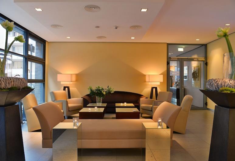 Hotel Santo, Cologne, Khu lounge tiền sảnh