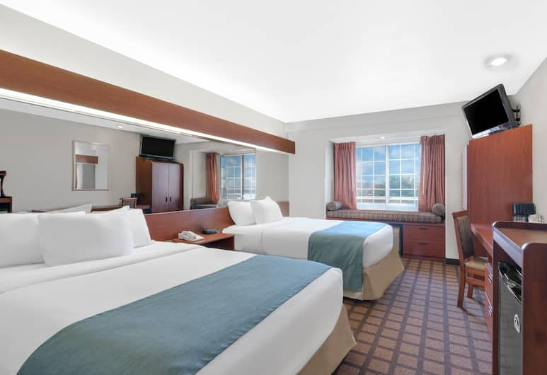 Microtel Inn & Suites by Wyndham Rapid City, Rapid City, Standard Room, 2 Queen Beds, Guest Room