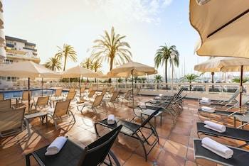 Palma de Mallorca — zdjęcie hotelu Hotel Palma Bellver, managed by Melia