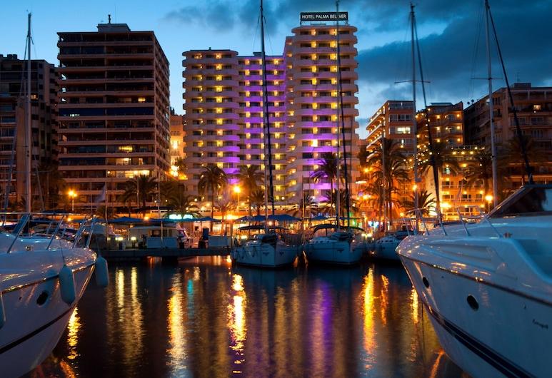 Hotel Palma Bellver, managed by Melia, Palma de Mallorca, Hotellets front – kveld/natt