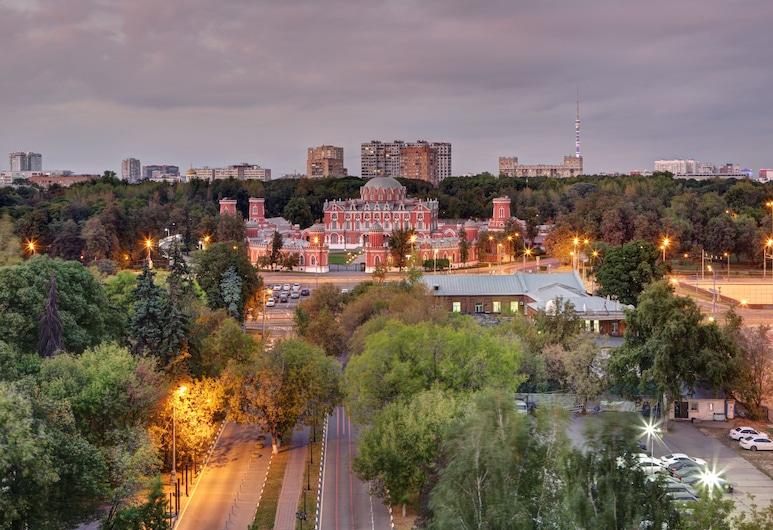 Aerostar Hotel Moscow, Moscovo, Suite de Luxo, 2 camas individuais, Vista para a Cidade