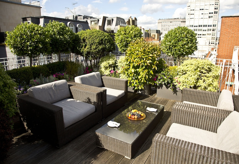 St. James Hotel and Club Mayfair, London, Penthouse, Zimmer