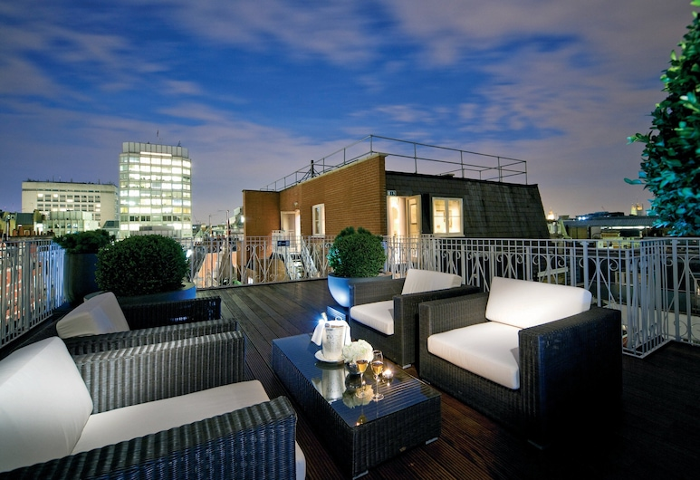 St. James Hotel and Club Mayfair, London, Signature-Suite, Zimmer