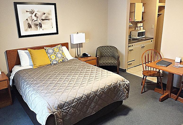 達特茅斯海岸旅館, 達特茅斯, 標準客房, 1 張加大雙人床, 客房