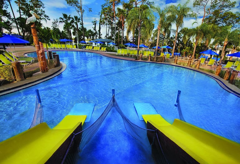 Marriott's Harbour Lake, Orlando, Seluncuran air