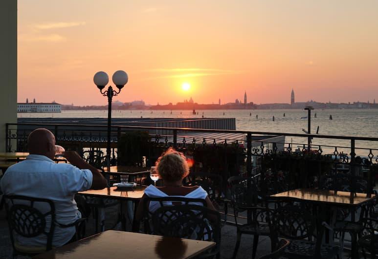 Hotel Panorama, Venezia, Terrazza/Patio