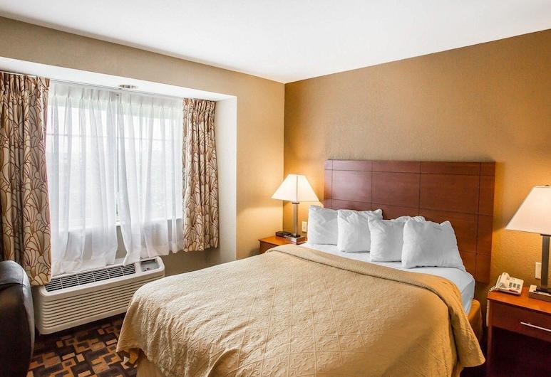 Quality Inn And Suites, Mount Juliet, Standard Δωμάτιο, 1 Queen Κρεβάτι, Μη Καπνιστών, Δωμάτιο επισκεπτών