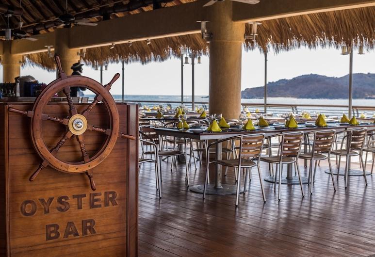 Azul Ixtapa Beach Resort and Convention Center - All Inclusive, Ixtapa, Restaurante