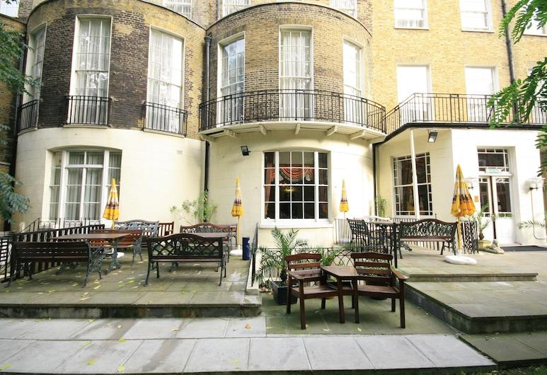 Grange White Hall Hotel, London, Terrass