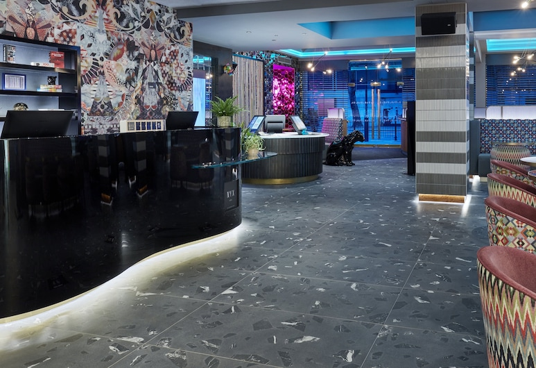 NYX Hotel London Holborn by Leonardo Hotels, London, Lobby