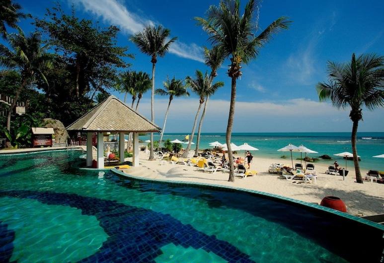 蘇梅島特森塔拉別墅酒店, 蘇梅島, 室內/室外泳池