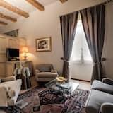 Deluxe Suite, View - Ruang Tamu