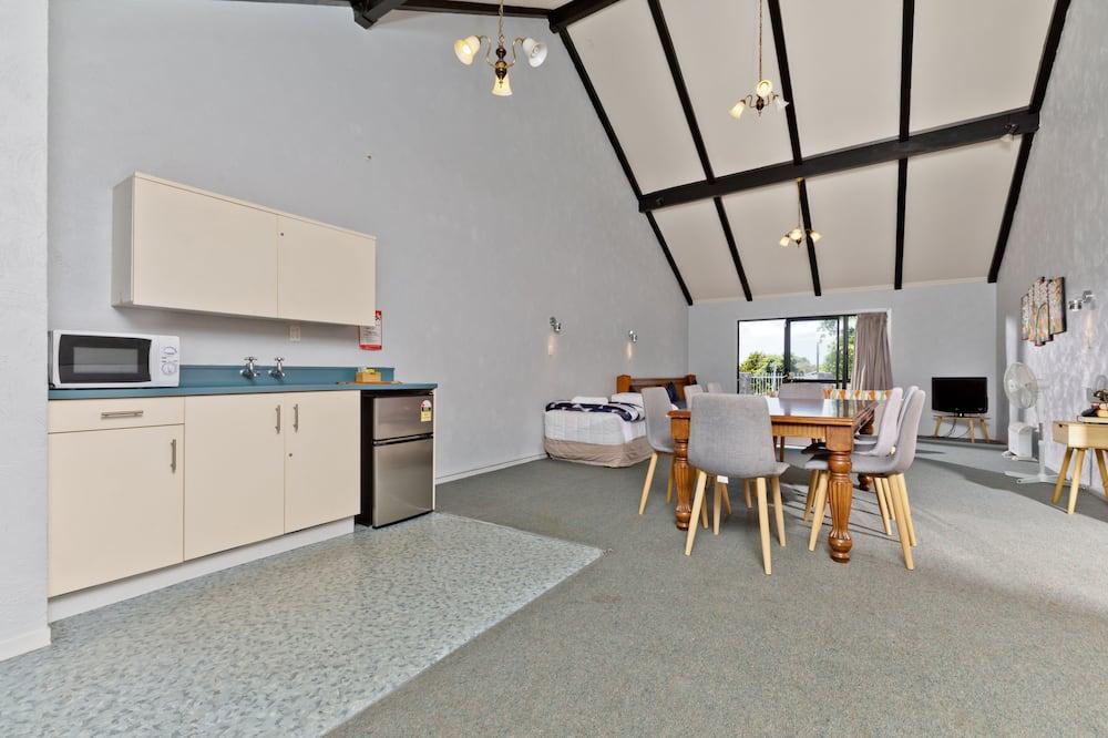 3 Bedroom Apartment - Living Area